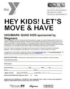 QUAD Kids 2016 Reg Picture